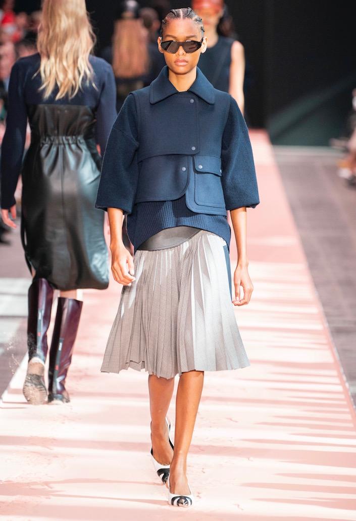 Pleated Skirts, Please