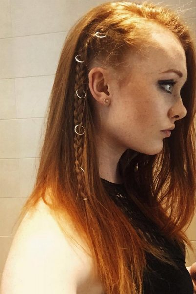 Hair Piercing This Seasons Coolest New Hair Trend Thefashionspot