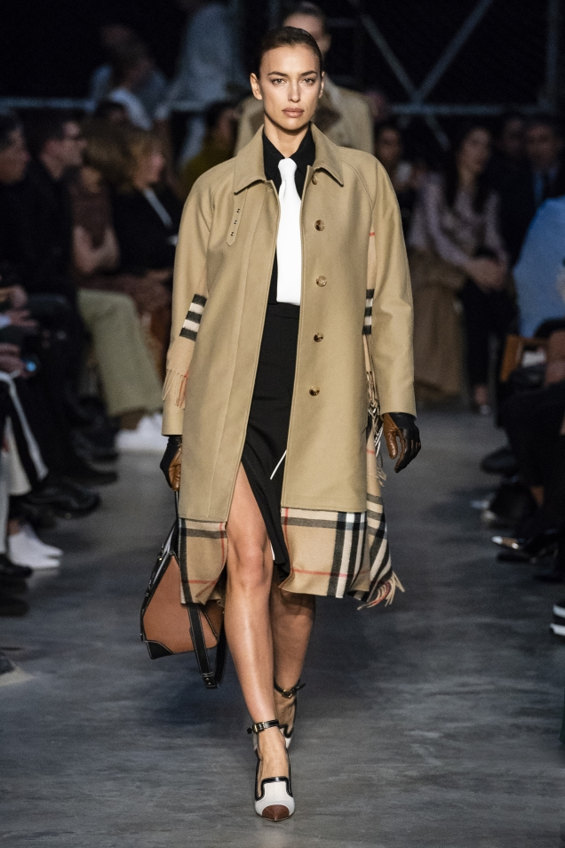 MISS: Burberry