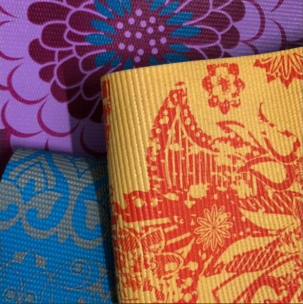 SAVE: Gaiam Yoga Mats. Spiritual Gangster Magic Carpet ...
