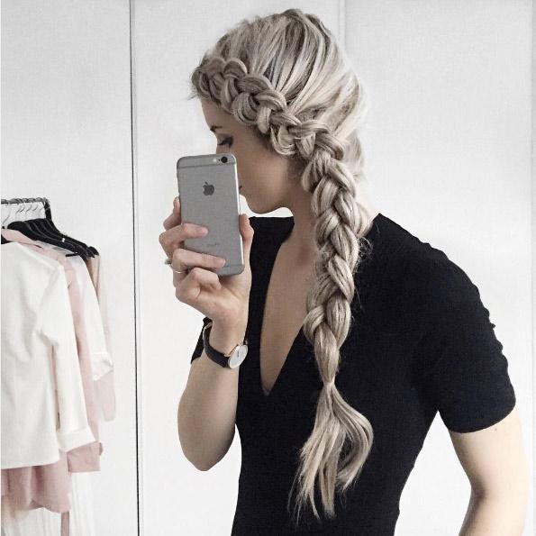 hair trends how to rock a dutch braid this season thefashionspot