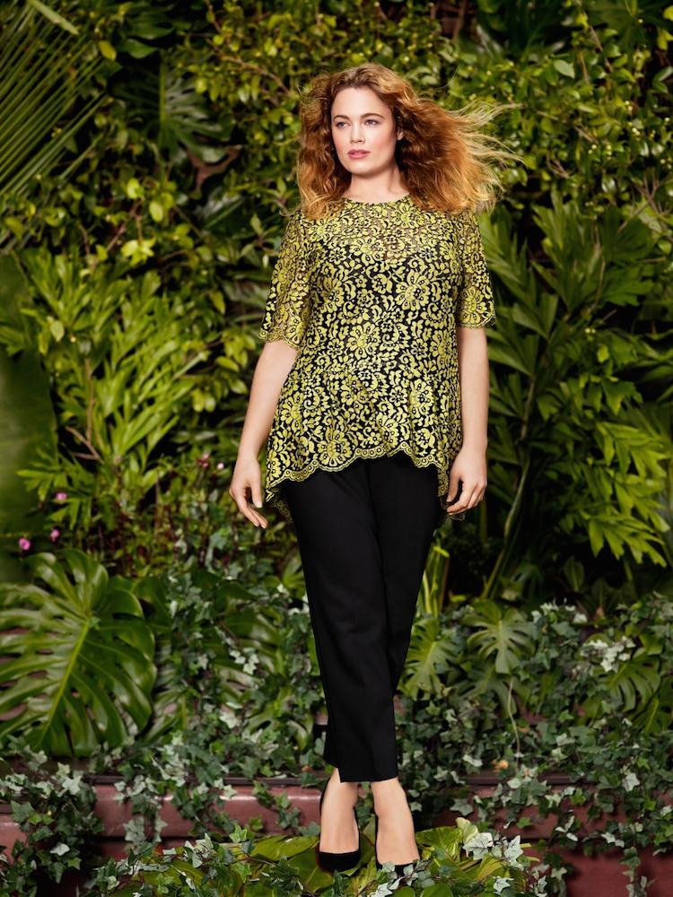d9ecb7b7815 Introducing The Lela Rose For Lane Bryant Collection Thefashionspot