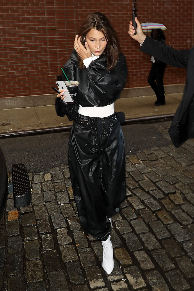 Trash Bag Chic