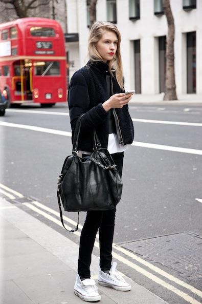 Style street chronicles london fashion week fall