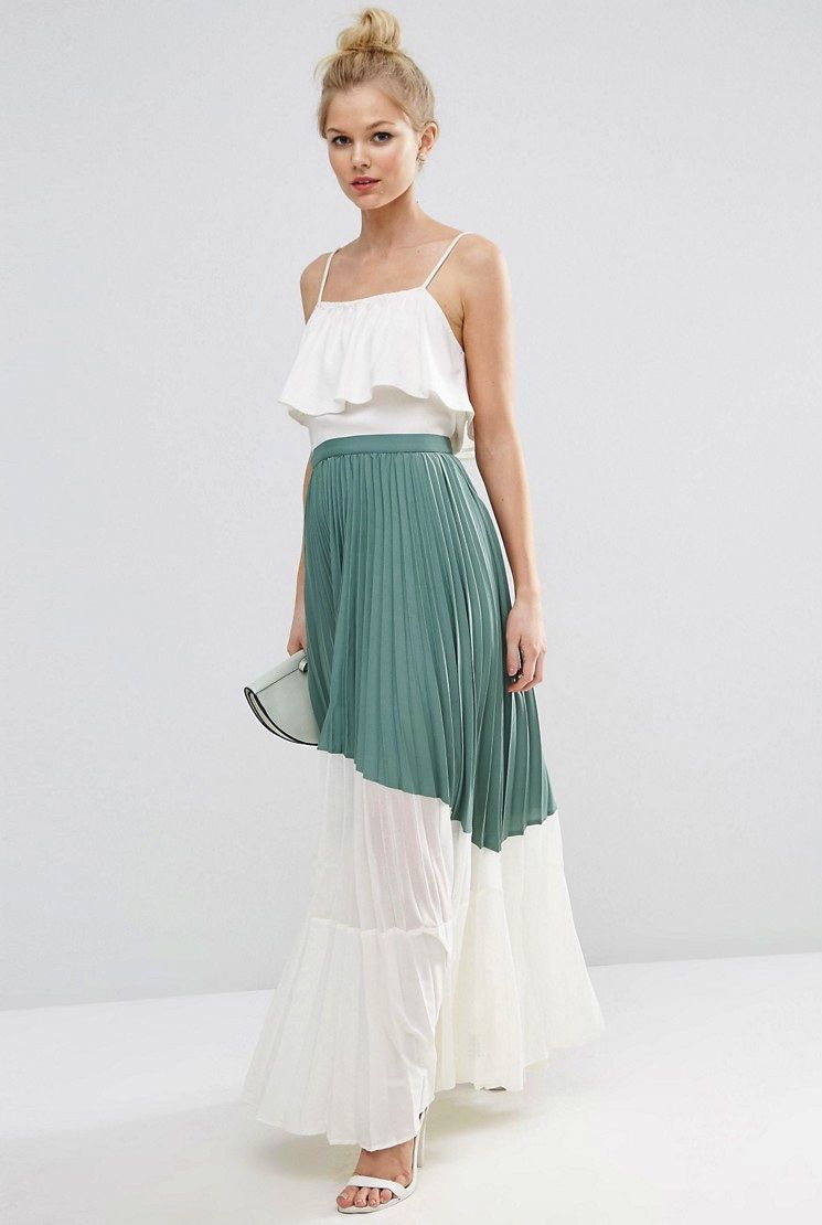 eb8783cdd3f 25 Best Maxi Skirts to Help Maximize Your Summer Style - theFashionSpot