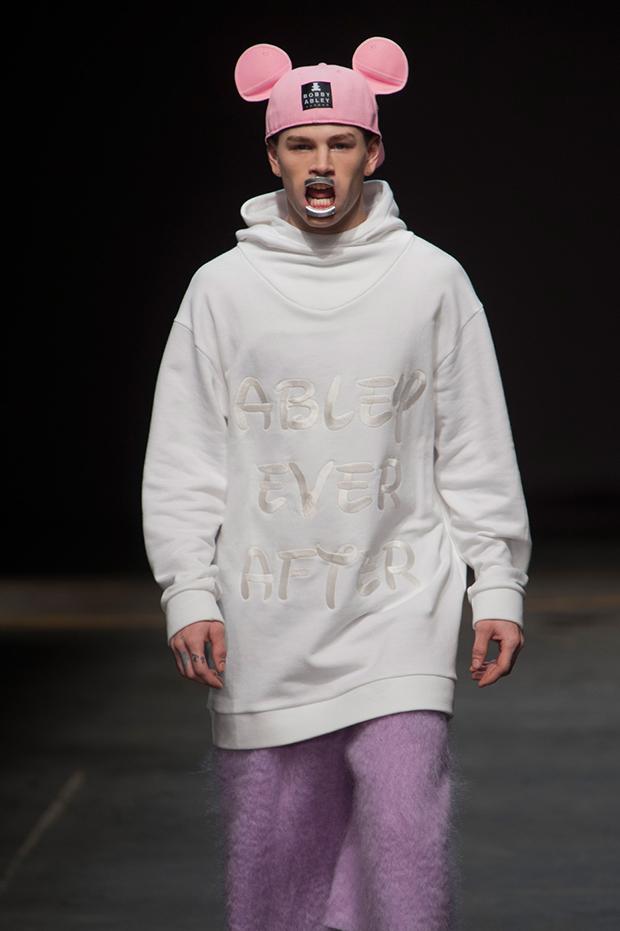 f7eca1caf8217 Trendspotting: Mickey Mouse Headgear at the London Men's Shows ...