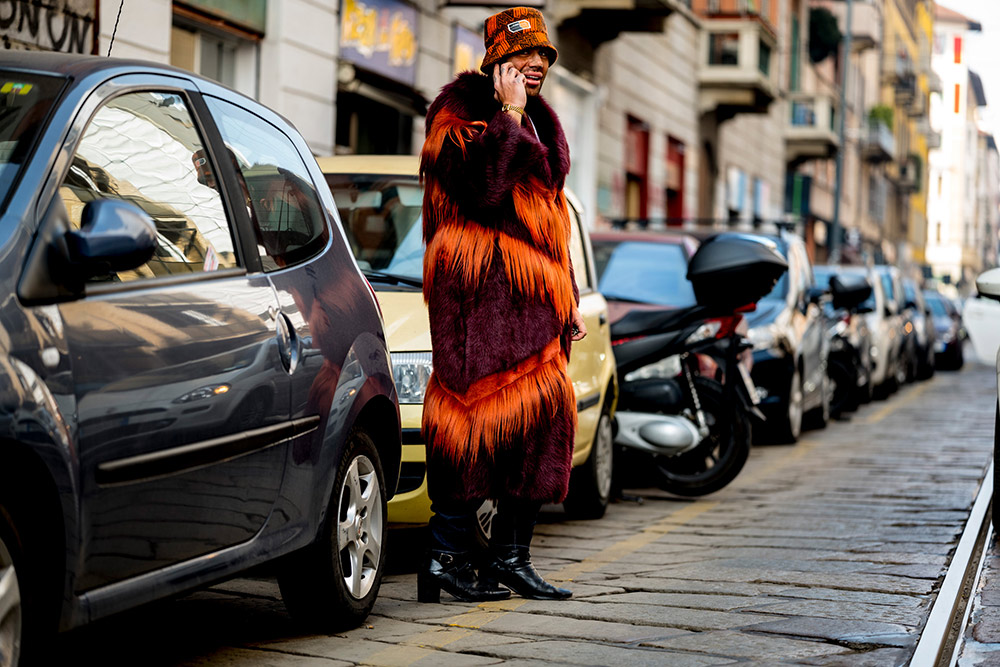 See the Best Street Style Looks (So Far!) From the Milan Fall 2019 Shows