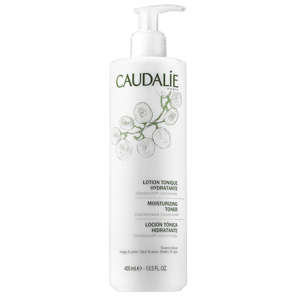 Caudalie  13 Game-Changing Modern Toners That Won't Dry Out Skin caudalie moisturizing toner
