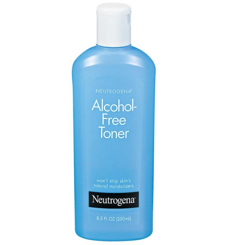 Neutrogena  13 Game-Changing Modern Toners That Won't Dry Out Skin neutrogena alcohol free toner