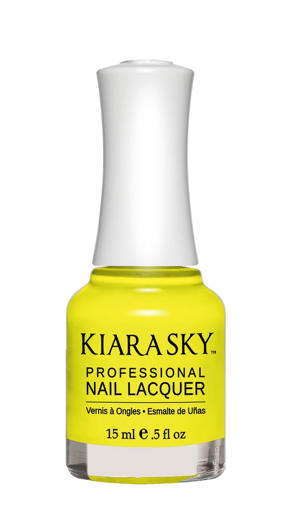 The Summer Ready Neon Nail Polish Shades To Replace Your