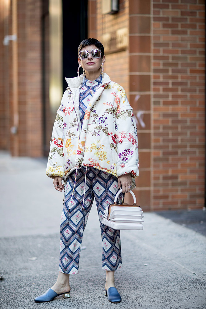 Street Style: New York Fashion Week Fall 2018 - theFashionSpot