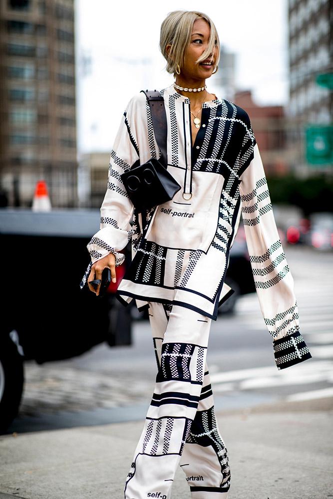 2679ec1bd Street Style: New York Fashion Week Spring 2019 - theFashionSpot