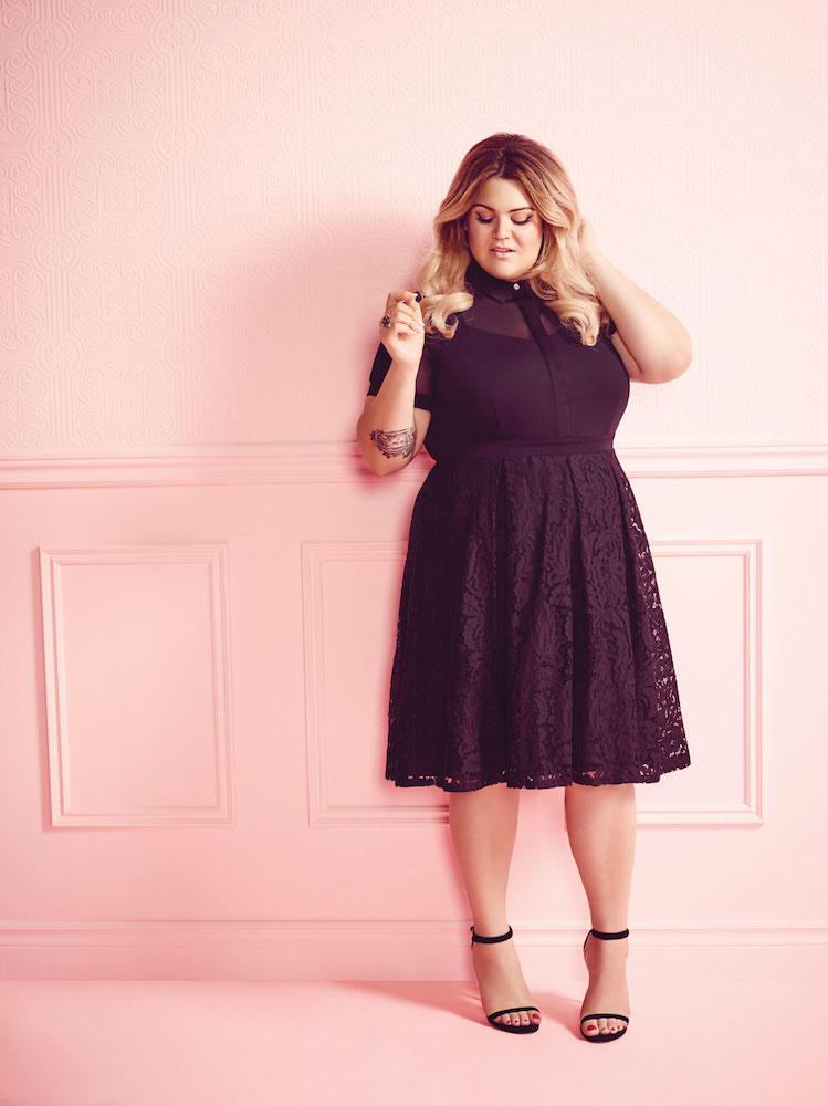 b8fa76bd1eb5f Interview  Plus-Size Blogger Nicolette Mason for Addition Elle ...