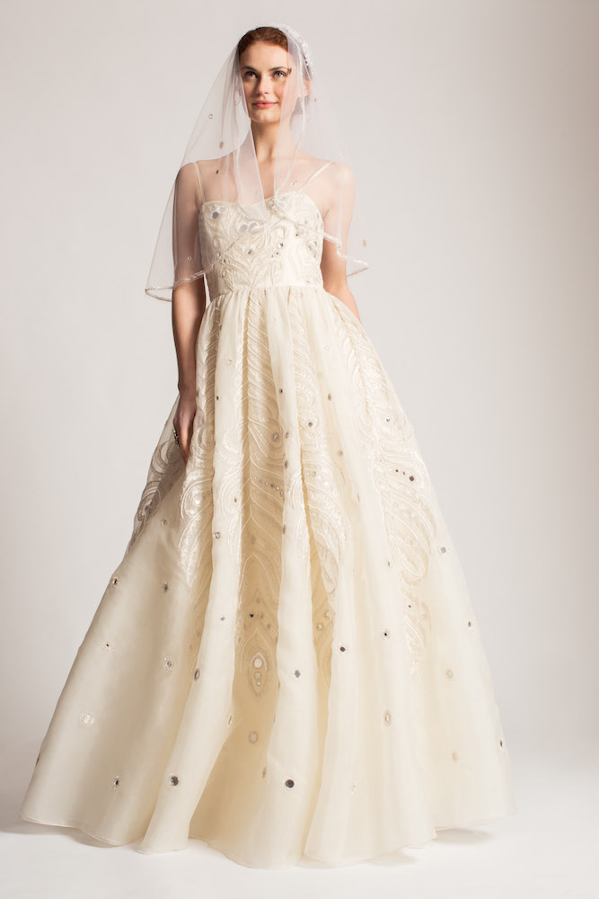 674c797418 101 Most Beautiful Wedding Dresses for Spring 2016 - theFashionSpot