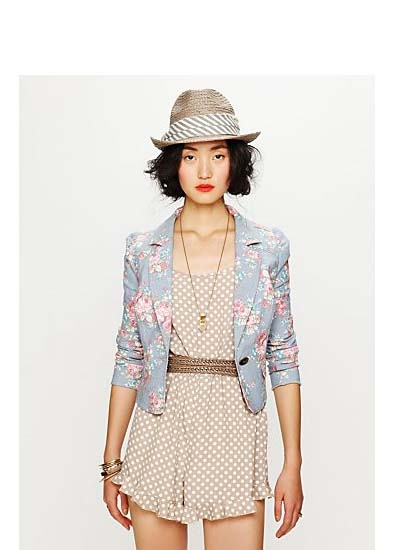 Buy Awakening spring jackets get the floral treatment pictures trends