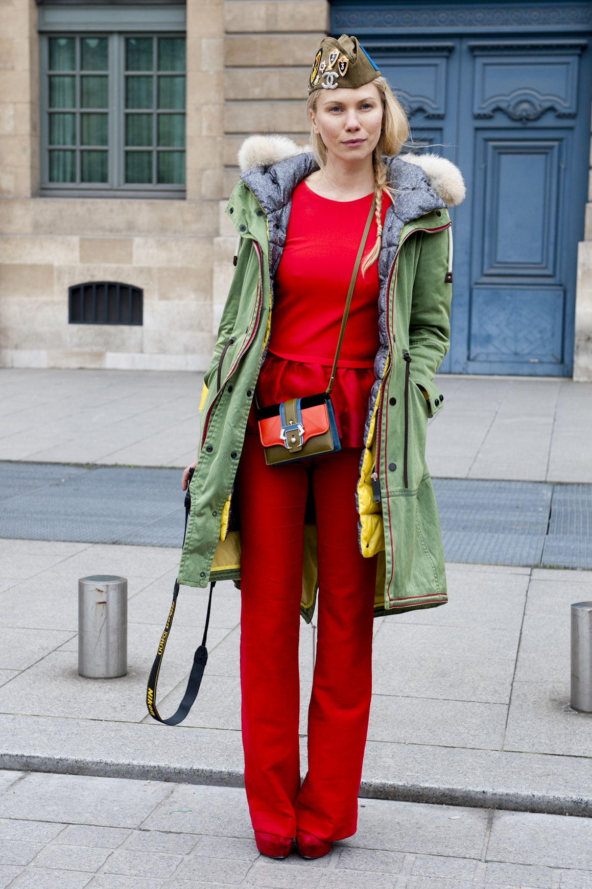 Style street coat trends fall