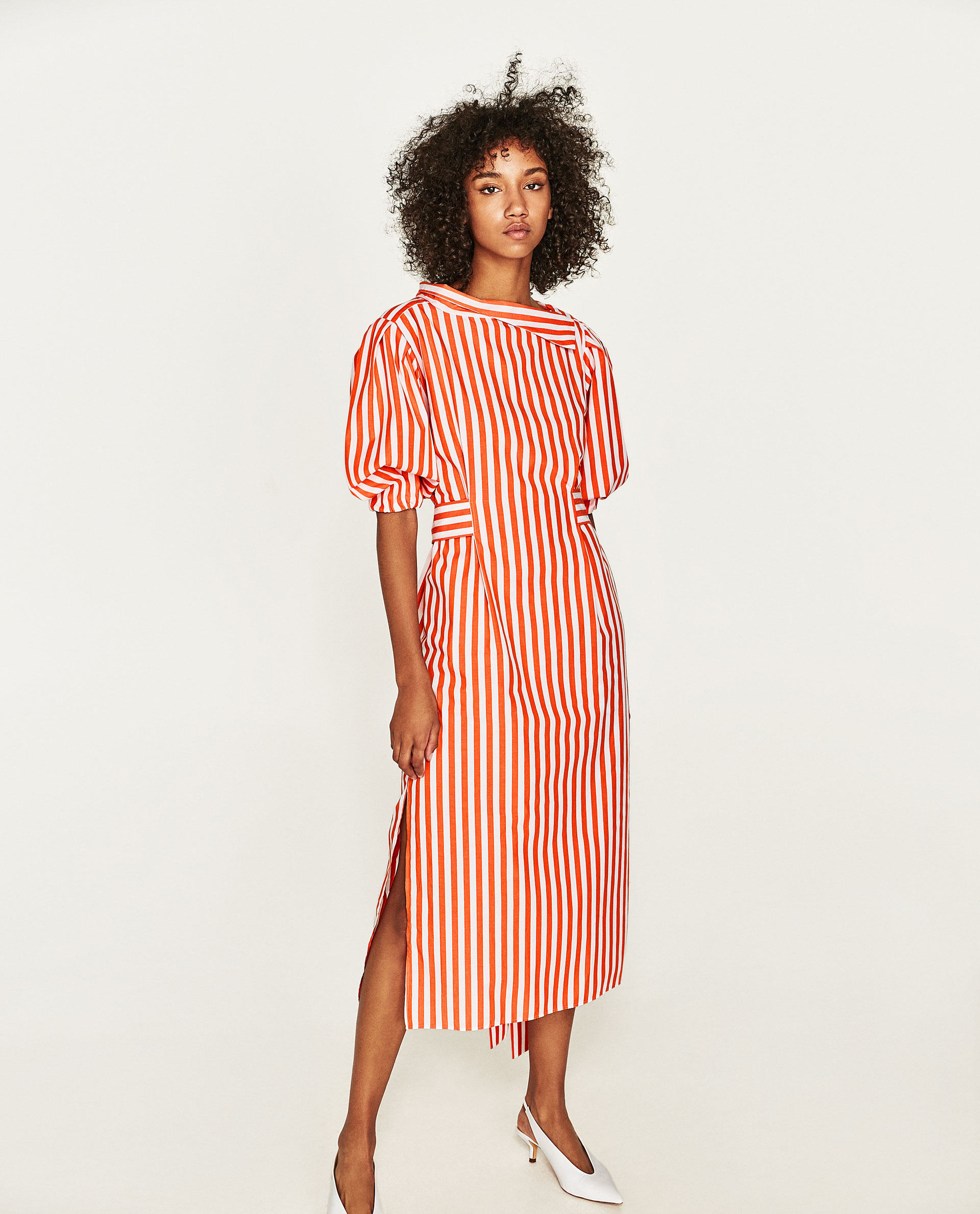 81d50edc149 15 Cute Summer Dresses You Can Legit Wear to Work - theFashionSpot
