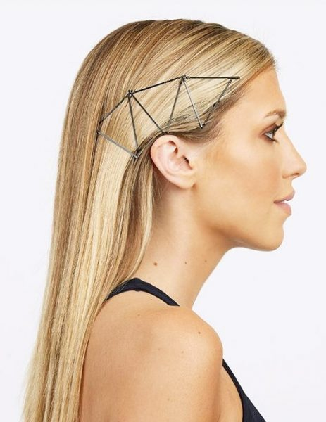 Bobby Pin Hairstyles Unexpected Ways To Wear Bobby Pins