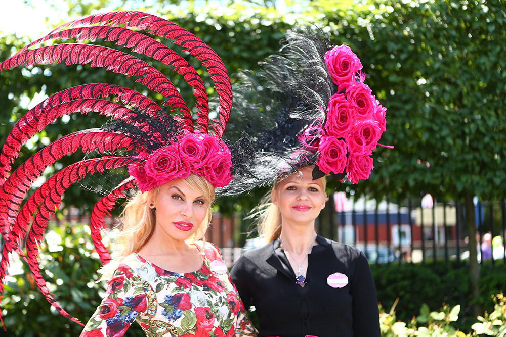 The Best Hats from Royal Ascot 2015 - theFashionSpot de9faf320585