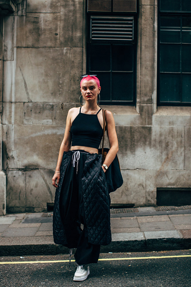 Street Style Proof the Best Dressed at Men\u0027s Fashion Week Spring 2019 Were  the Women