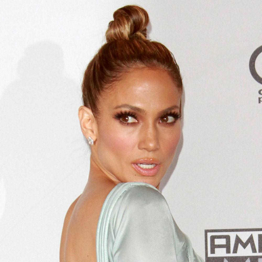 Image result for celebrity high bun