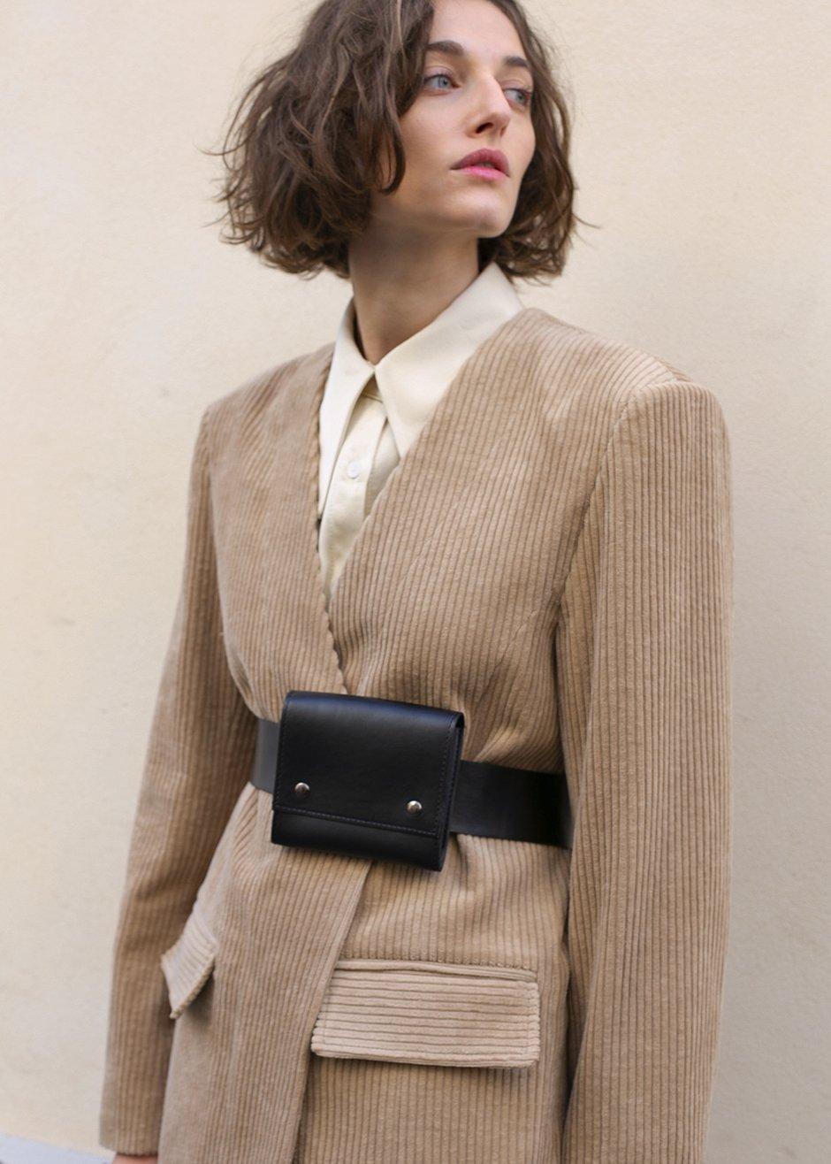 A Sleek Belt Bag
